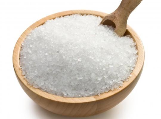 Солевой раствор не стоит делать слишком насыщенным