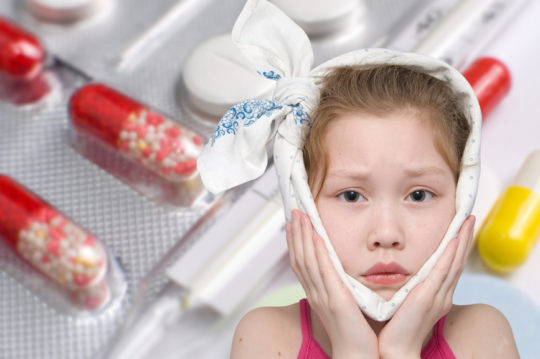 Как правило, при лечении не обойтись без антибиотиков