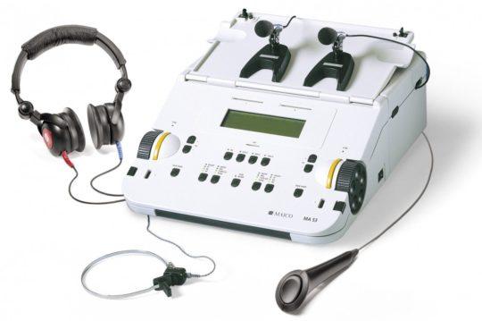 Аппарат для проведении аудиометрии