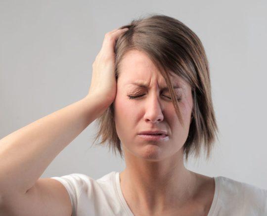 Боль в ухе может быть симптомом инфекции