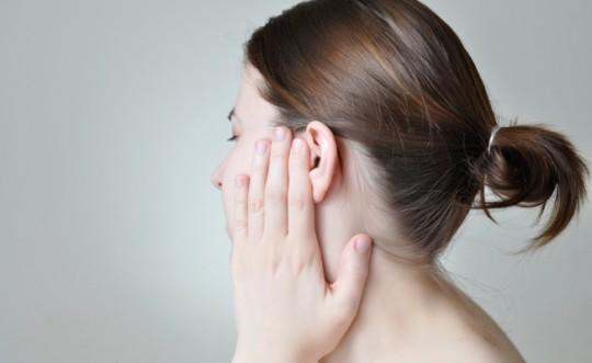 Герпес на ухе - редкое явление