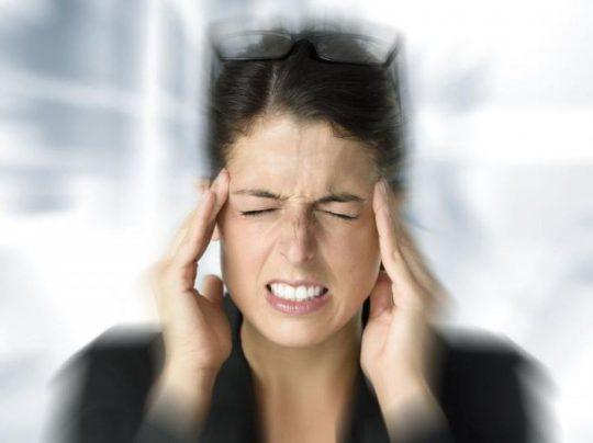 Нарушение равновесия и координации говорит о проблемах внутреннего уха