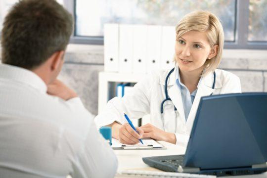 При болях обратитесь к врачу