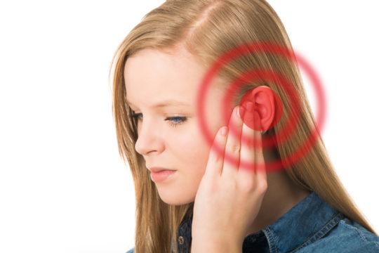 Причины припухлости уха