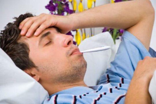 Отит может стать осложнением гриппа