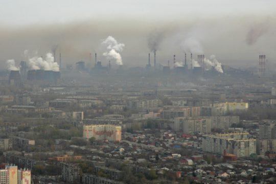 Плохая экология - фактор развития различных заболеваний