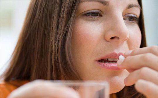 При ДППГ назначаются противорвотные препараты