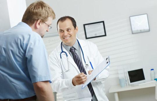 При головокружениях запишитесь к врачу для консультации