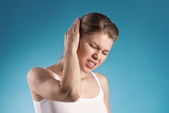 Простуженное ухо