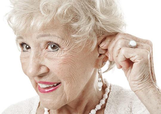 Слуховой аппарат при нейросенсорной тугоухости