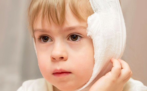 Большинство травм уха - незначительны