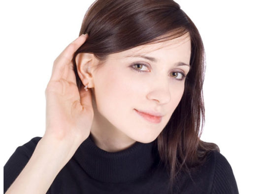 После отита наблюдается временное снижение слуха