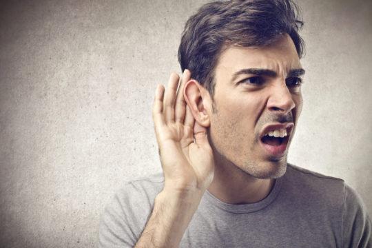Хронический отит может стать причиной тугоухости