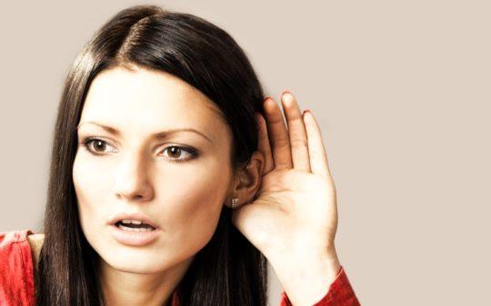 Как можно улучшить слух
