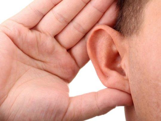 Ухо - уникальный орган чувств
