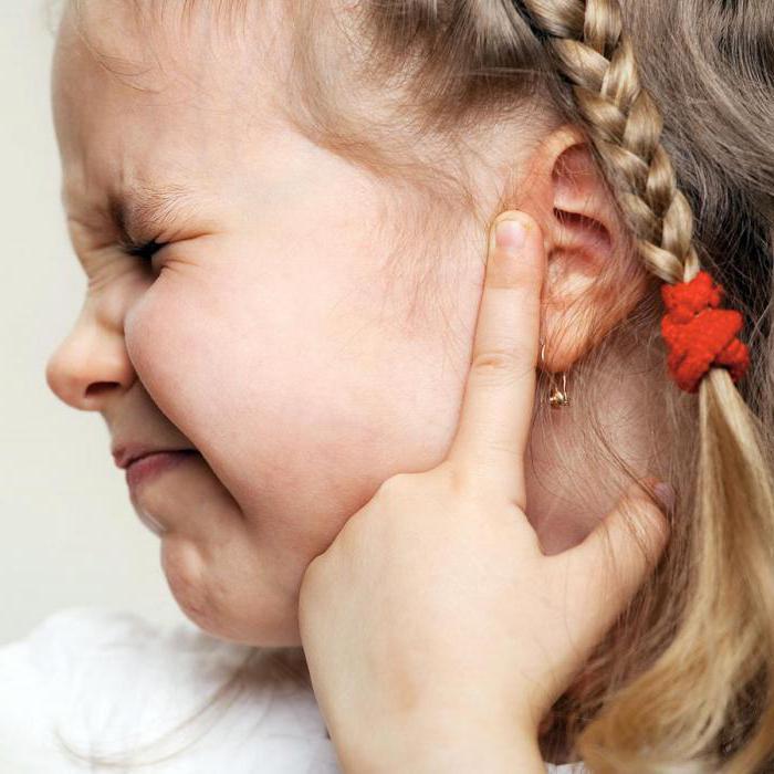 Простуда за ухом лечение в домашних условиях 712