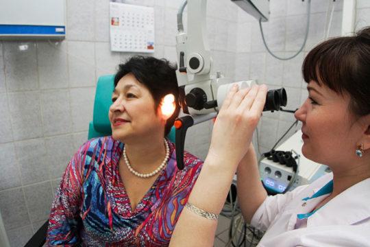 Снижение слуха у людей пожилого возраста - естественный процесс