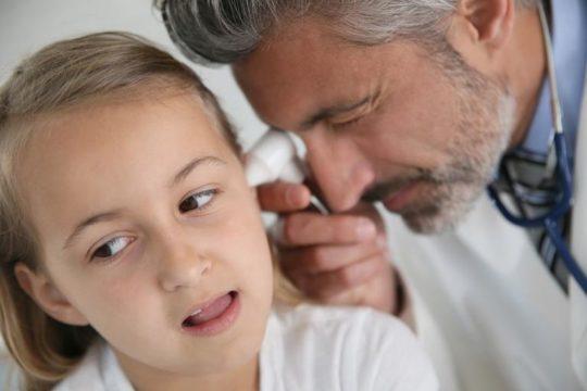Лечение тубоотита у детей