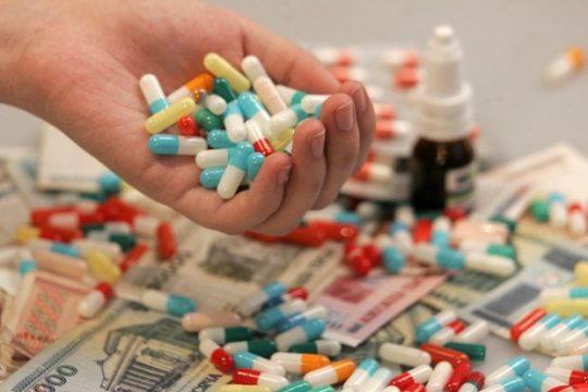 Некоторые медикаменты оказывают побочный эффект в виде гипертрихоза