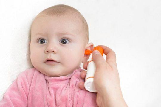 Дети больше подвержены заражению грибковым отитом