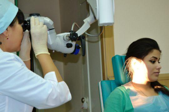 Отоскопия - первичная процедура при диагностике заболевания уха