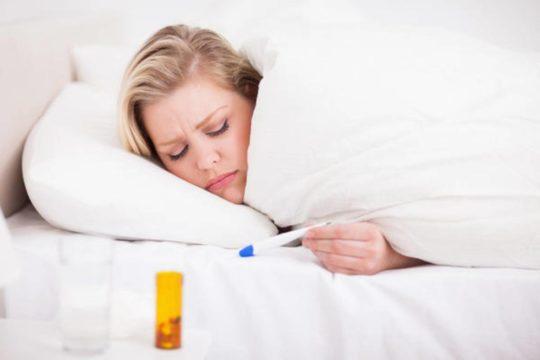 Увеличивает риски заболеть хроническим мезотимпанитом снижение иммунитета