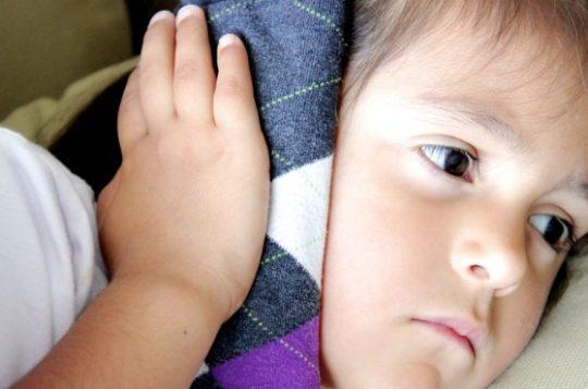 Простуженное ухо - причина воспалительного процесса