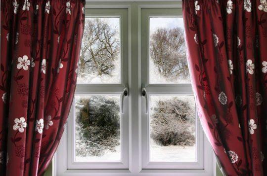 Зимой не забывайте о ежедневном проветривании