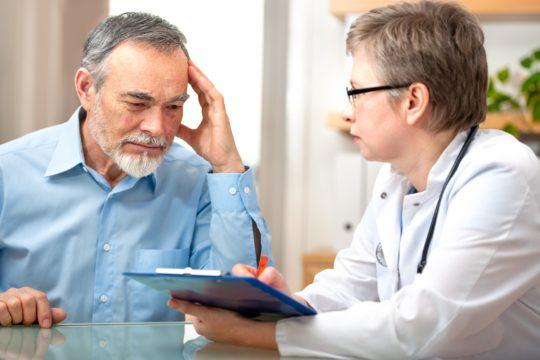 Симптомы рака во многом напоминают обычное воспаление