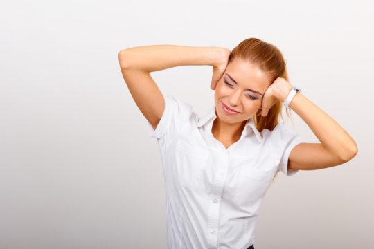 Растирание ушей подарит прилив энергии