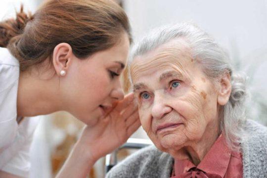 Снижение слуха с возрастом - естественный процесс для человека
