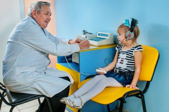 Аудиометрия поможет выявить проблемы со слухом