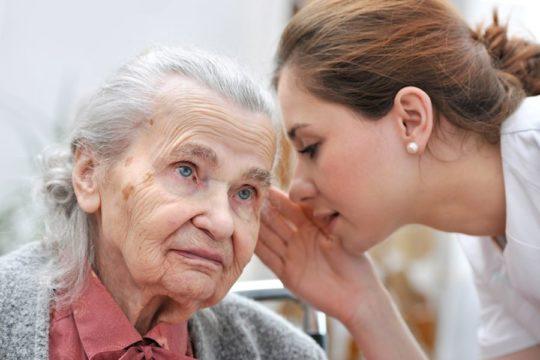 Четвертая степень тугоухости приравнивается к полной глухоте человека