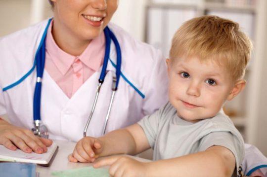 Прививке предшествует консультация с педиатром