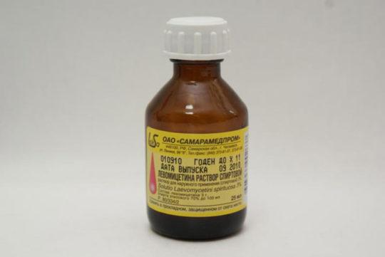 Левомицетиновый спирт