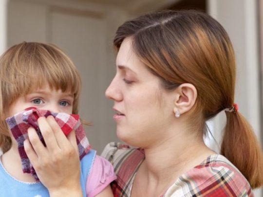 Полидекса часто используется при лечении детей