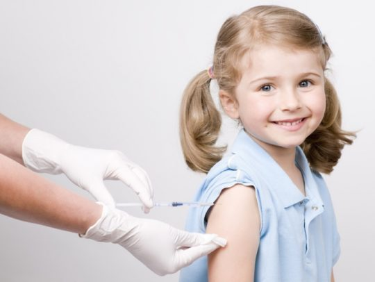Прививка от отита способна снизить вероятность возникновения воспаления уха
