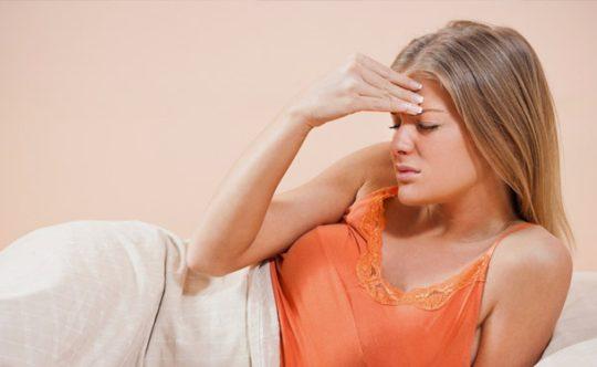 После отита шум в ушах может быть следствием раздражения внутренних элементов органа