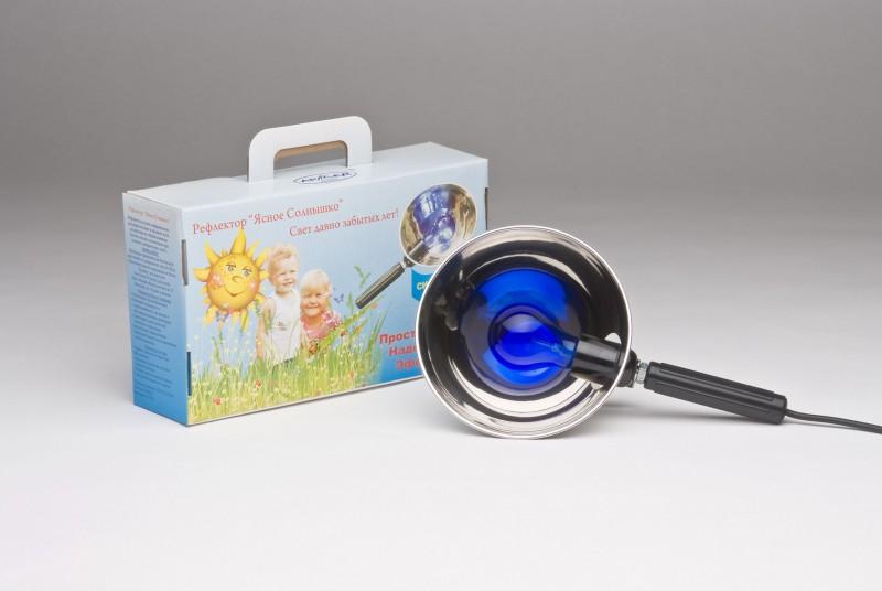 синяя лампа инструкция по применению для детей - фото 5