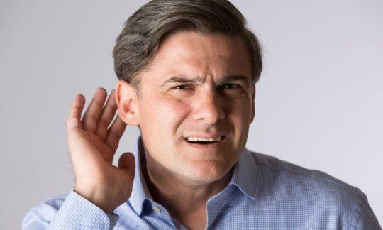 Нарушение слуха может стать следствием хронических отитов