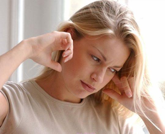 Заложенность ушей после перенесенного отита