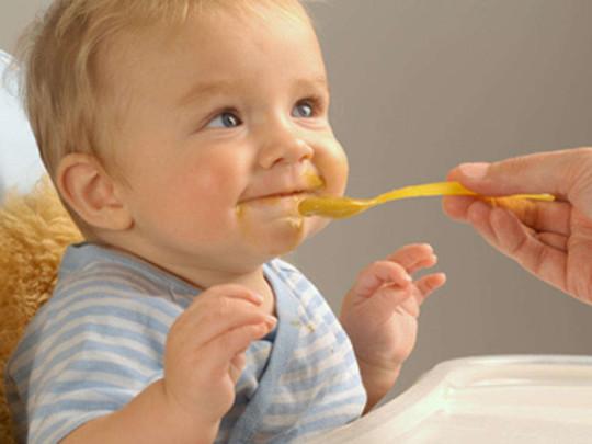 При кожных заболеваниях у ребенка пересмотрите его питание