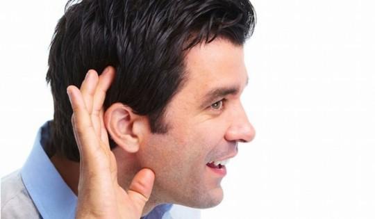 После концерта может недолго шуметь в ушах