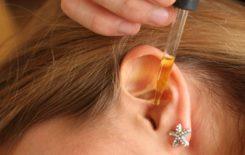 Чем закапать заложенное ухо?